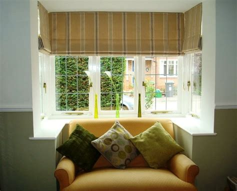 how to dress a large window the 25 best bay window blinds ideas on pinterest