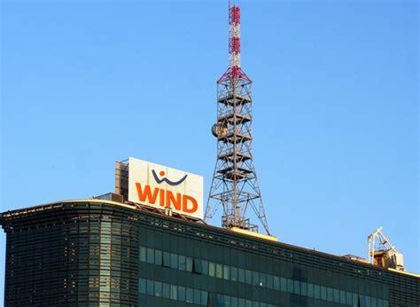 wind sede fusione wind e 3 operatori telefonia mobile italia