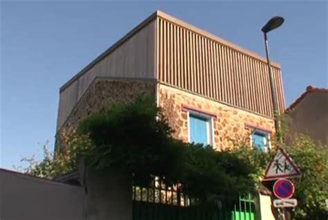agrandissement maison nouvelle loi 3173 sur 233 l 233 vation en bois maison de ville surelevation maison