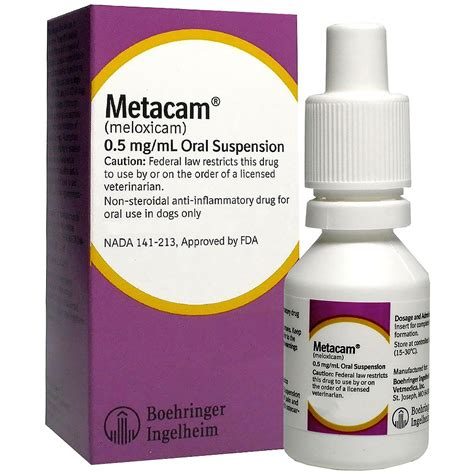 metacam for dogs metacam 0 5mg ml for dogs 30 ml