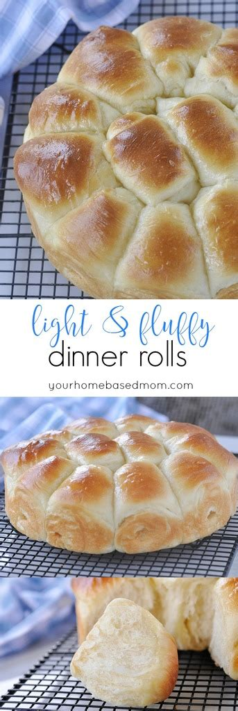 best light and fluffy dinner rolls breads biscuits on scones breads and