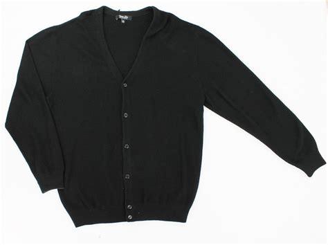 V Neck Knit Jacket new size l mens button up v neck sweater cardigan knit