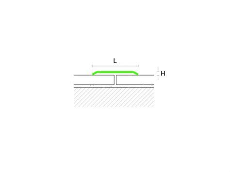 coprigiunto per pavimenti profilo coprigiunto autoadesivo per pavimento a pari