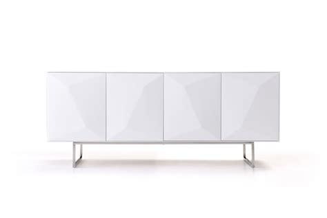 White Sideboard Modern vanguard modern white buffet