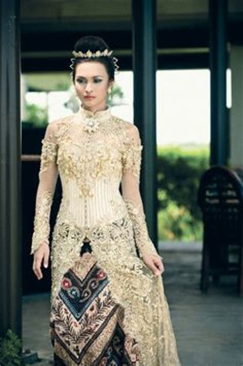 Weddingku Belleza by Inspiration Inspirasi Model Kebaya Modern Brokat With