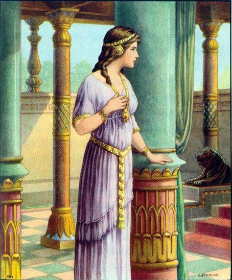 ester biblia garden of praise esther bible story