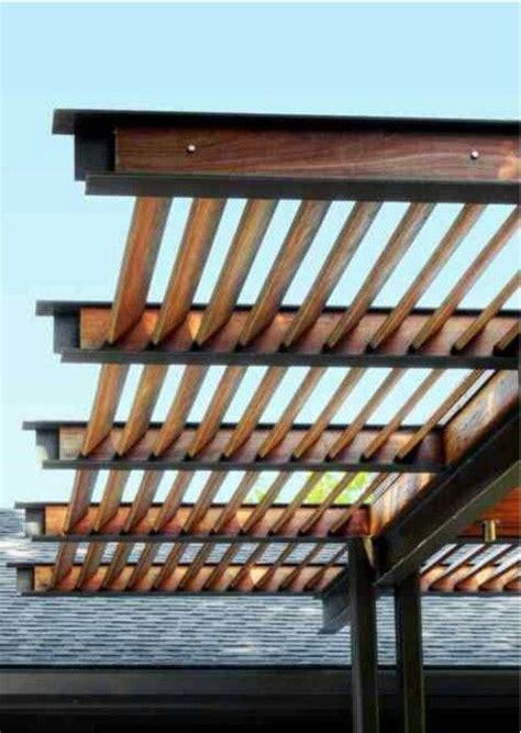 steel pergola designs steel beam pergola idea patio steel beams