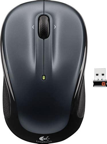 Murah Logitech M 325 Wireless Mouse Silver logitech m325 wireless optical mouse silver 910 002136