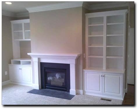 Fireplace Cabinets by The Space For The Tv That Is Not The Fireplace