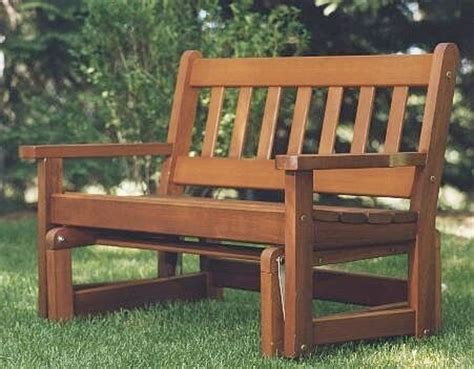 Patio Glider Chair Plans by Cedar Glider Rocker Knock Cg45