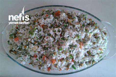 ksr tarifi elif nefis yemek tarifleri pirin 231 salatası tarifi elif yuzbasioglu nefis yemek