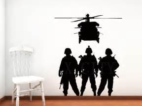 Aircraft Wall Murals aliexpress com buy cool military troops chopper army