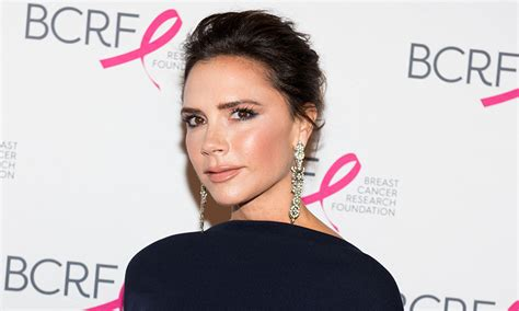 360 degree hairstyle photos victoria beckham shows fans how to get her festive sparkle
