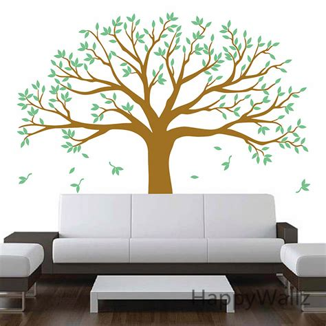 tree wall large family tree wall stickers family photo tree wall decal diy removable wall decoration large