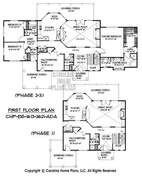 expandable floor plans 17 best images about transitional house plans on pinterest