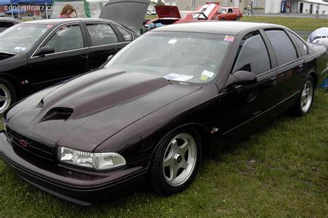 2007 chevy impala ss horsepower 1996 chevrolet impala conceptcarz