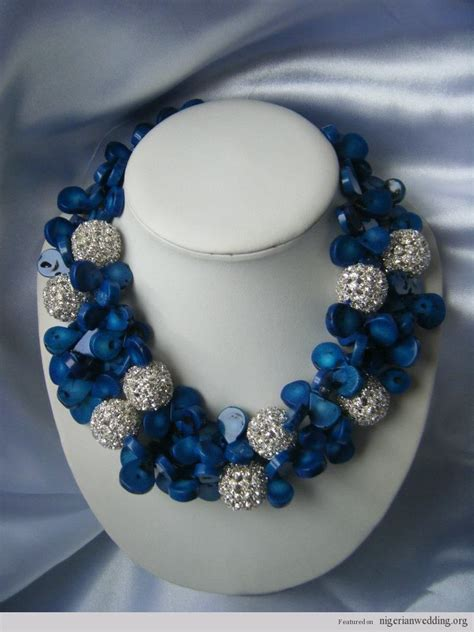 nigerian bridal bead necklaces 50 pictures latest designs 86 best images about aso oke bead designs on pinterest