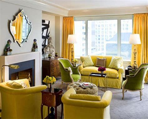 Living Room Design Grey Yellow Yellow Gray Living Room Design Ideas