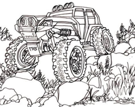 coloring pages of rc cars remote coloring coloring pages