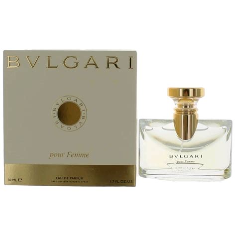 Parfum Bvlgari Pour Femme bvlgari pour femme by bvlgari 1 7 oz eau de parfum spray
