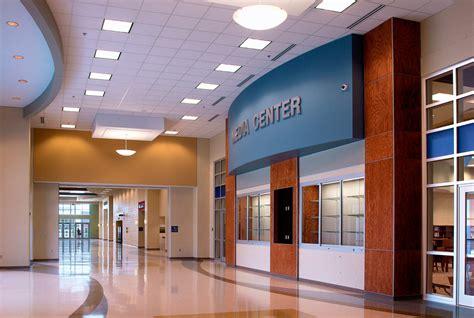 interior design school ta germantown high schools design provides identity for the