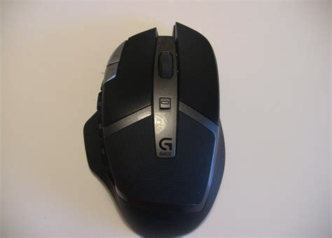 logitech g602 wireless gaming mouse review gaming nexus