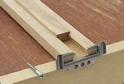 wooden drawer guide valley tools