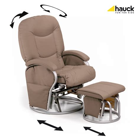 recline glider hauck nursing and relaxing chair metal glider recline 2018