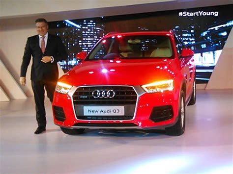 Audi Q3 Prices In India by 2015 Audi Q3 Suv Launched In India Price Features