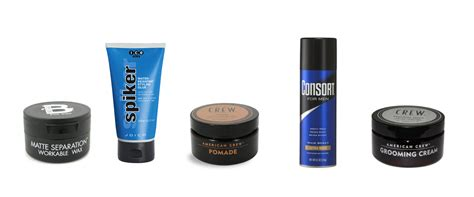 60 men hair products a look at men s hair products what are your options