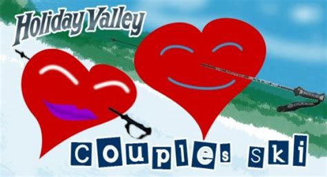 valentines ski packages s couples ski package at valley