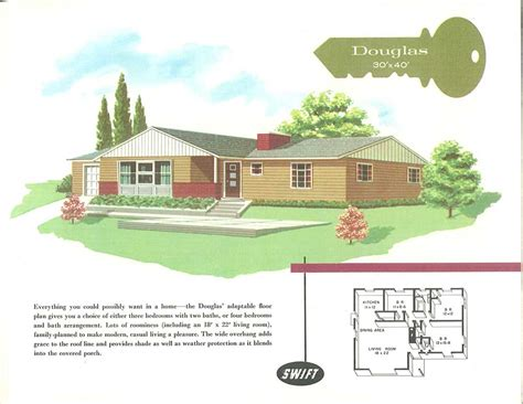 Av Jennings House Floor Plans by Retro House Plans Numberedtype