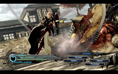 wallpaper game play lightning returns final fantasy xiii images gameplay hd