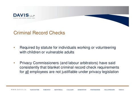 Adverse Information On Criminal Record Check Background Checks The Legality Of Reference Credit