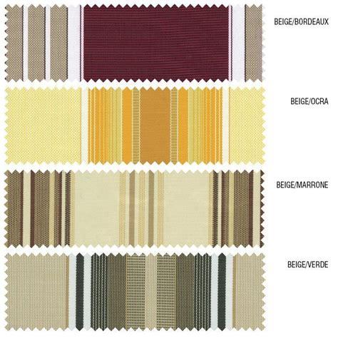 colori tende da sole tenda da sole itaca a rullo colori misure