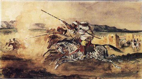 moroccan art history warfare history blog battle of ksar el kebir the battle
