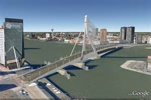 House Building Simulator rotterdam now in 3d in google earth
