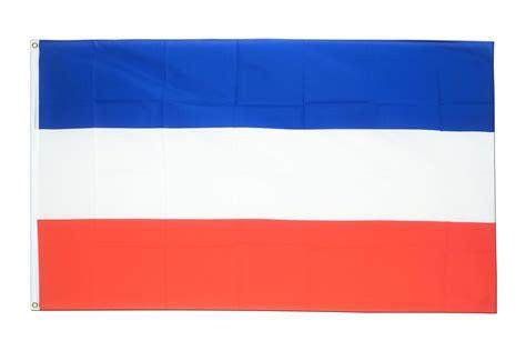 drapeau serbie acheter drapeau serbie 90 x 150 cm monsieur des drapeaux