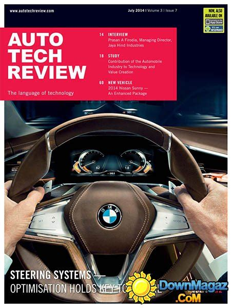 Auto Tech Review ? July 2014 » Download PDF magazines