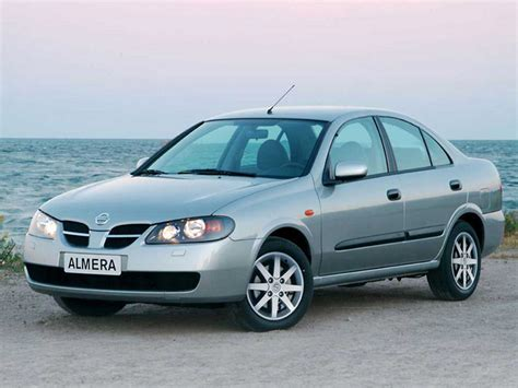 2005 nissan almera 2005 nissan almera ii n16 pictures information and