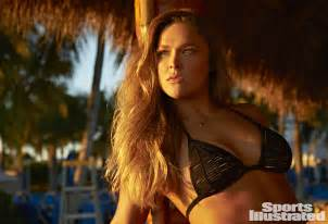 Ufc champ ronda rousey has appeared in numerous magazines however her