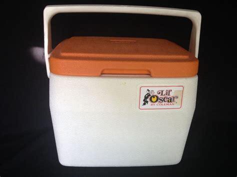 Puku Cooler Box Orange lil oscar coleman cooler orange lid mini lunch box 6