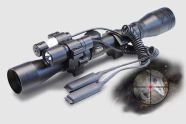 Bsa Contender 4x32 bsa varmint optics kit 4x32 scope laser and flashlight airgun depot