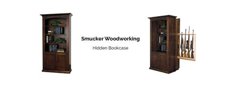 hidden gun cabinet bookcase our blog all american wholesalers