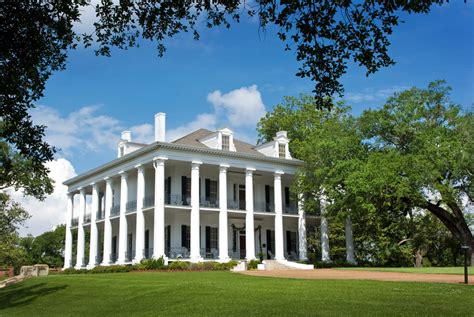 Antebellum Style House Plans by Slave Plantations Large Southern Plantation House Plans
