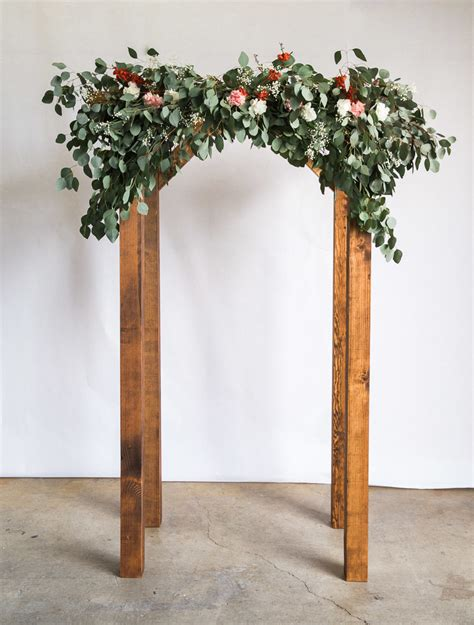 Wedding Arch Plans by How To Make An Arch For Your Wedding