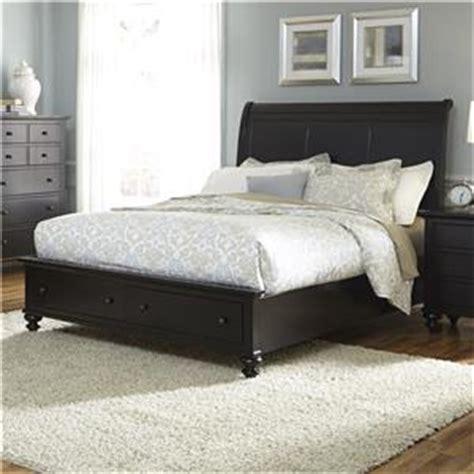 hamilton iii black sleigh storage bedroom set from liberty vendor 5349 hamilton iii 441 br ksldmcn king bedroom group