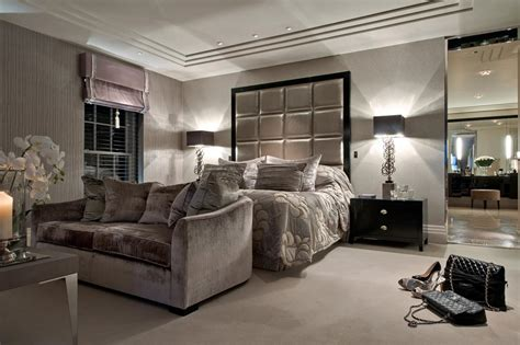 Glamorous Homes Interiors by 20 Inspiring Contemporary British Bedrooms Dk Decor