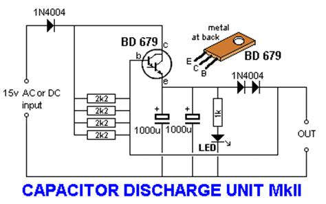 build capacitor discharge unit how to wire a capacitor discharge unit 28 images dcc diy capacitor discharge unit single