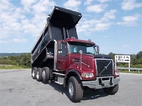 2006 volvo truck volvo dump trucks for sale